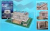 lincoln memorial 3d jigsaw puzzle by daron, puzz3d dimensions