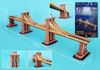brooklyn bridge 3d jigsaw puzzle by daron, new york puzzle of bridge