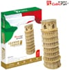 leaning-tower-of-pisa-3d-booklet,leaning tower of pisa 30 piece 3d jigsaw puzzle by daron, puzz3d dimensions piza italy
