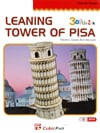 leaning tower of pisa 3d jigsaw puzzle by daron, puzz3d dimensions piza italy