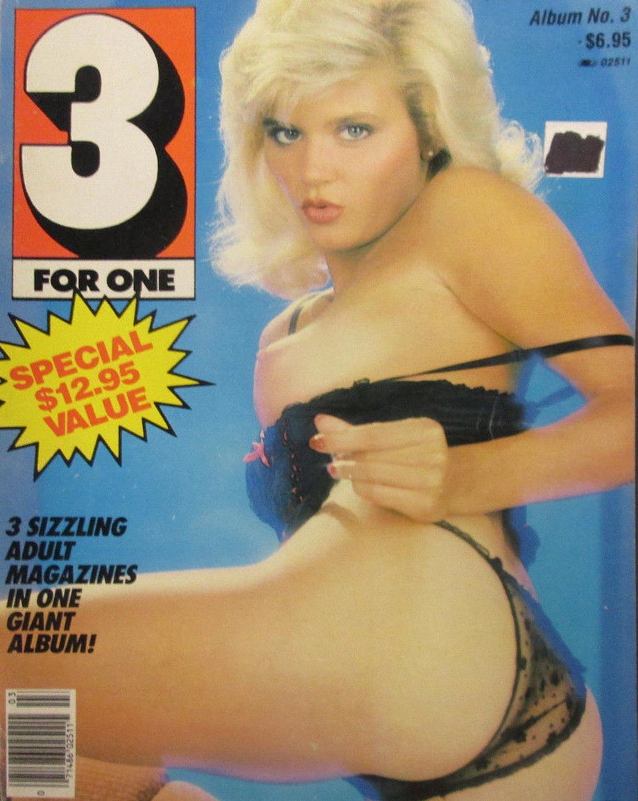 3 For One Album # 3 magazine back issue 3 For One magizine back copy