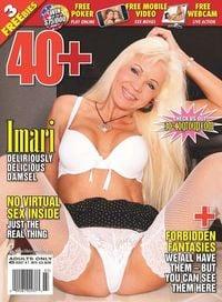 40+ # 7 magazine back issue