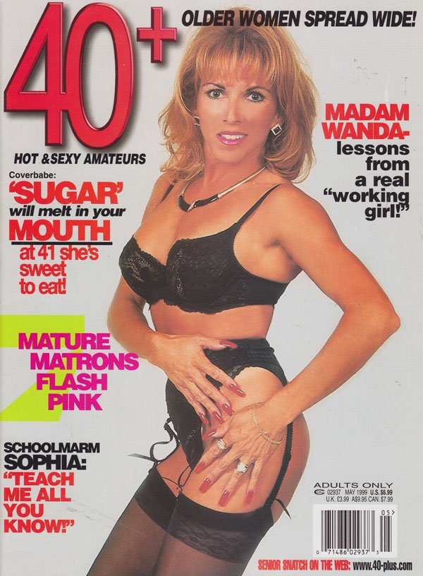 40 adult magazine
