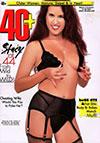 40+ October 2001 magazine back issue cover image