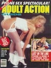 Adult Action Guide International June 1991 magazine back issue