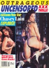 Adult Action Guide Spotlights October 1994 - Uncensored XXX Thrills magazine back issue