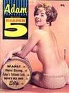 Adam Bedside Reader # 5 magazine back issue