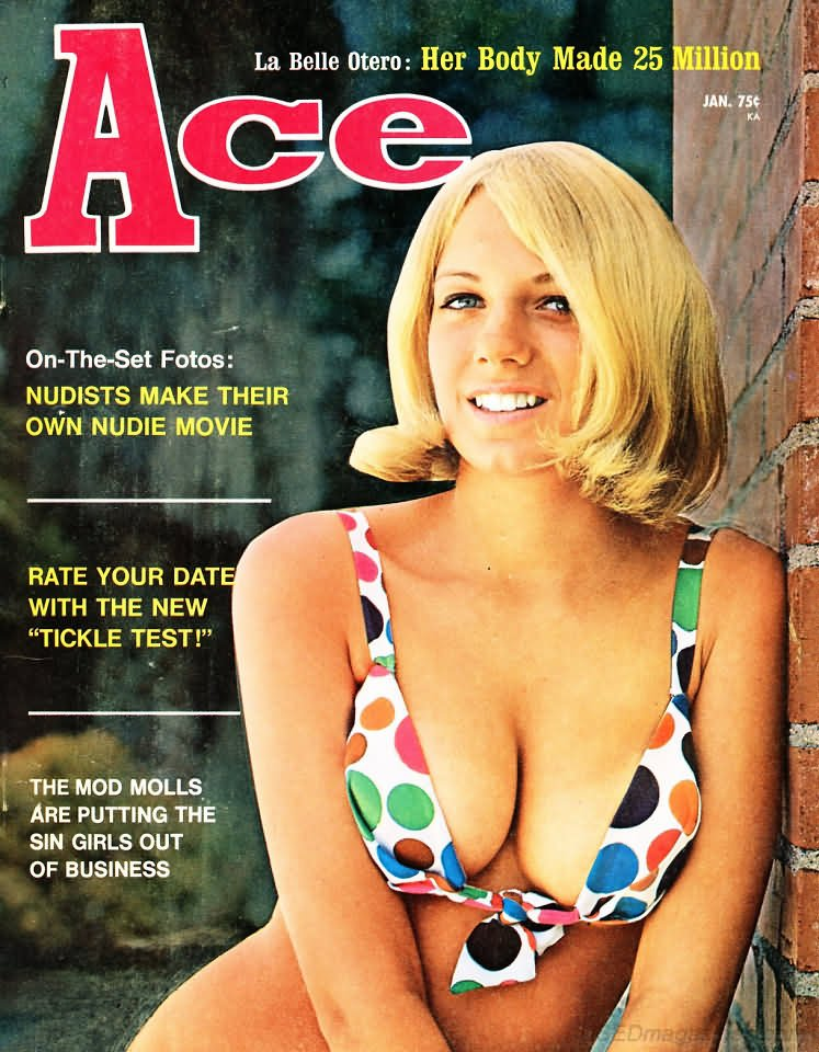 Adult Cinema Review Magazine Archives