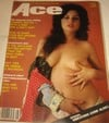 Ace August 1977 magazine back issue