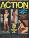 Action for Men January 1976 magazine back issue cover image