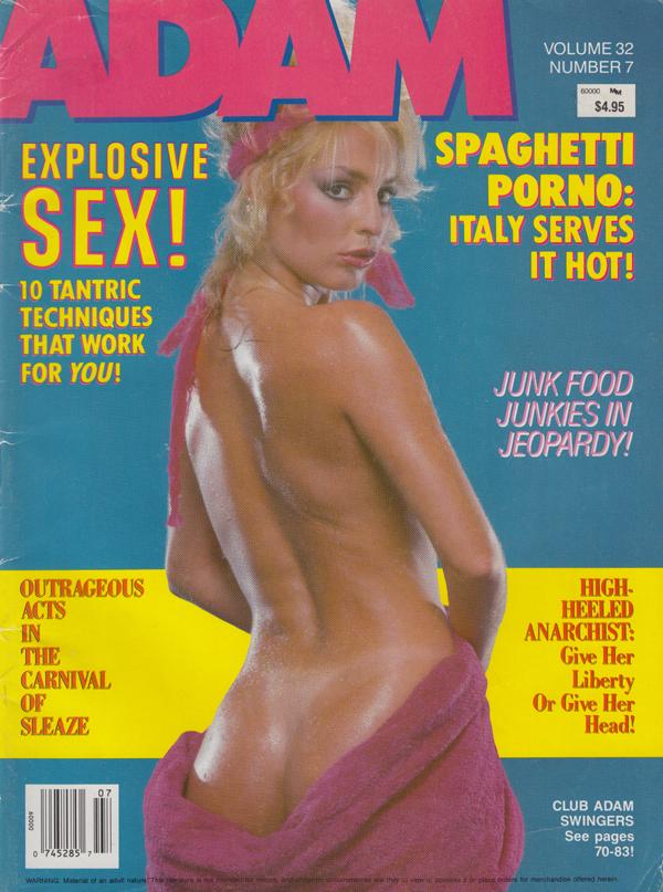 adam magazine adult