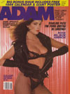 Annie Sprinkle Adam January 1986 magazine pictorial