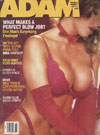 Annie Sprinkle Adam Vol. 31 # 8 - August 1987 magazine pictorial