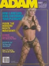 Annie Sprinkle Adam Vol. 31 # 11 - November 1987 magazine pictorial