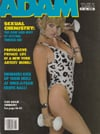 Annie Sprinkle Adam Vol. 32 # 3 - March 1988 magazine pictorial