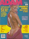 Annie Sprinkle Adam Vol. 32 # 7 - July 1988 magazine pictorial