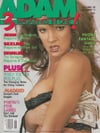 Annie Sprinkle Adam Vol. 32 # 11 - November 1988 magazine pictorial