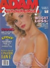 Annie Sprinkle Adam Vol. 33 # 3 - March 1989 magazine pictorial