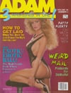 Annie Sprinkle Adam Vol. 33 # 4 - April 1989 magazine pictorial