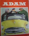 Adam # 237 - October/November 1956 magazine back issue