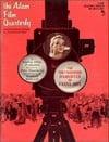 Adam Film Quarterly # 1 magazine back issue
