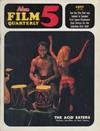 Adam Film Quarterly # 5 magazine back issue