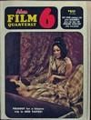Adam Film Quarterly # 6 magazine back issue