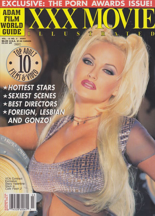 adam adult film magazine