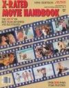 Adam Film World Guide XXX Movie Illustrated Vol. 6 # 12 - 1993 Movie Handbook magazine back issue
