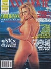 Amber Lynn magazine cover Appearances Adam Film World Guide XXX Movie Illustrated Vol. 9 # 11