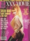 Taylor Wane magazine cover  Adam Film World Guide XXX Movie Illustrated Vol. 11 # 3