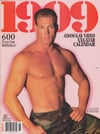 Adam Gay Video Calendar 1999 magazine back issue