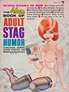 Adam Book of Adult Stag Humor # 1 magazine back issue