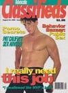Advocate Classifieds # 23 - August 10, 1993 magazine back issue