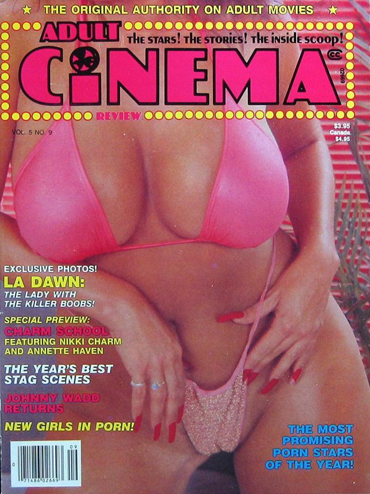 Adult back issue magazine