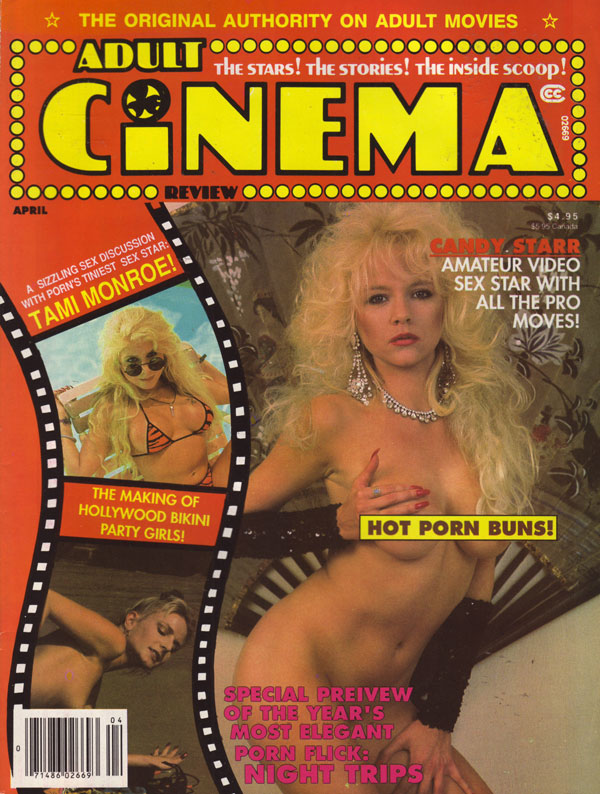 Apologise, but adult cinema magazine apologise