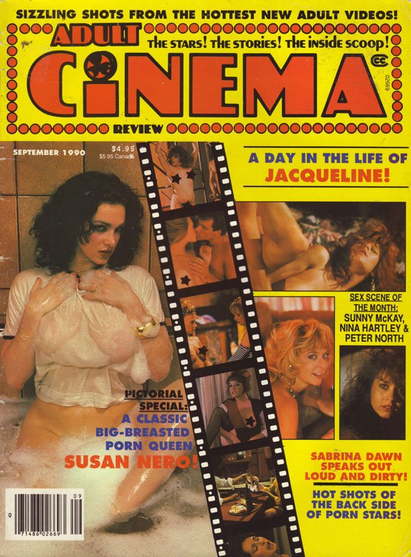 Adult cinema magazine where