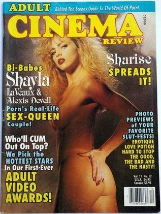 Adult cinema magazine