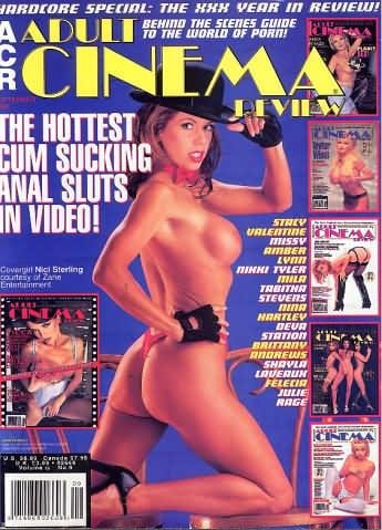 Adult cinema magazine consider