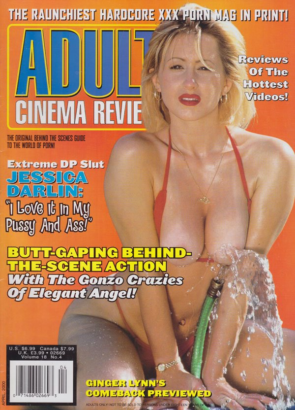 Adult cinema magazine are mistaken