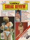 Annie Sprinkle Adult Cinema Review Spring 1983 magazine pictorial