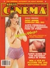 Adult Cinema Review April 1986 magazine back issue