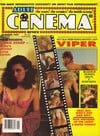 Christy Canyon Adult Cinema Review November 1990 magazine pictorial