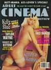 Taylor Wane Adult Cinema Review May 1993 magazine pictorial