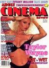 Taylor Wayne magazine cover  Adult Cinema Review May 1994