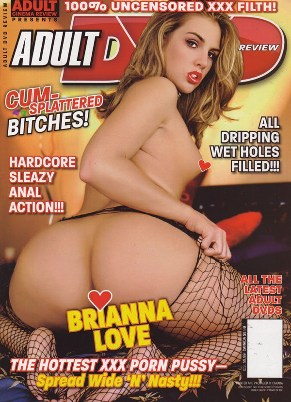 and Anal adult magazine