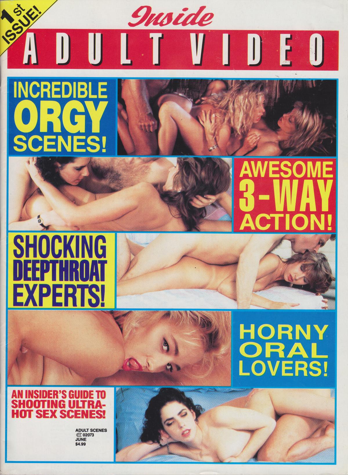 1994 adult magazines