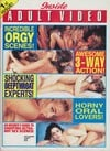Adult Scenes June 1994 - Inside Adult Video magazine back issue