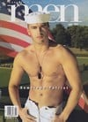 Advocate Men July 1997 magazine back issue
