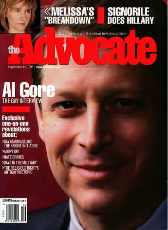 The advocate's person of the year